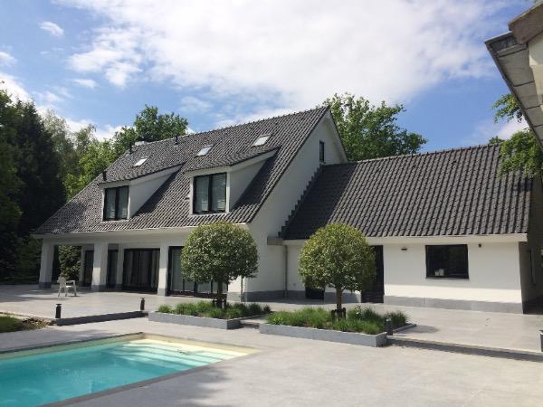 Inrichting villa Oud-Turnhout (4)