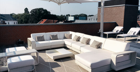 Inrichting penthouse Turnhout